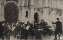 The first concert in the Sophia Cathedral