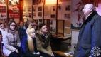 """Гольдштейн Н.З. выступает на мероприятии """"Горькие уроки войны"""""""