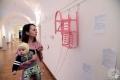 Выставочный проект «Библиотека воспоминаний». Полоцк, Художественная галерея, 2017