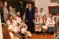 Министр экономики Республики Беларусь Дмитрий Николаевич Крутой посетил свою малую родину