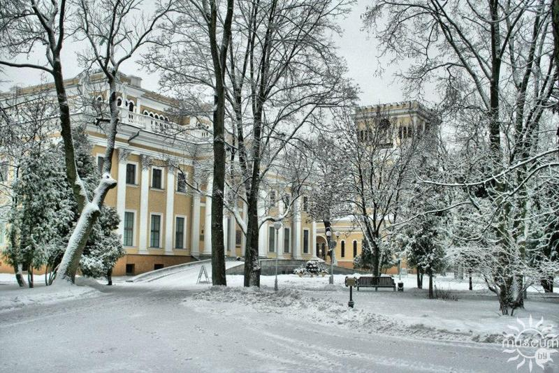 Gomel Palace and Park Ensemble