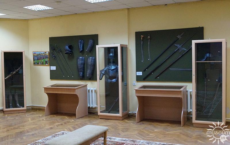Волковыский военно-исторический музей им. П.И. Багратиона. Фото